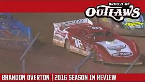 Brandon Overton | 2016 Season In Review