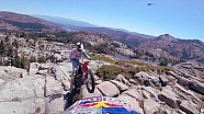 GoPro View: Go For an Epic MX Freeride w. Cody Webb and Taylor Robert   Donner Partying