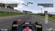 Gameplay - F1 2016 (iOS)