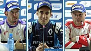 Post Race Press Conference Highlights - Formula E