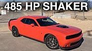2016 Dodge Challenger Scat Pack Shaker - 485HP 392 Hemi Review