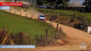 Rally Australia Day One - Hyundai Motorsport 2016