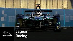 La Jaguar Racing a Marrakech