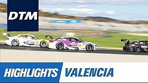 DTM Valencia 2012 - Highlights