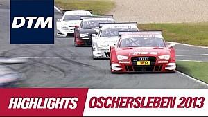 DTM Oschersleben 2013 - Highlights