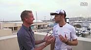 2016 F1 阿布扎比大奖赛 - 巴顿的礼物