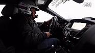 2016款福特福克斯大战斯巴鲁翼豹拉力赛车