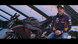 Honda Racing TV - Episodio 8 - Marc Márquez