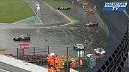 Хаос под дождем в гонке «24 часа Спа»
