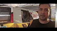 Renault Duster Dakar Team 2017- Reportaje al equipo de mecánicos.