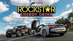فورزا هورايزن 3 -- حزمة سيارات روكستار