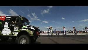 IVECO Dakar 2017 - 02.01.2017 Asuncion – Resistecia