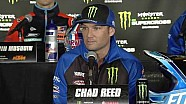 Chad Reed on the absence of James Stewart in 2017 - Anaheim 1 Press Conference