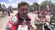 Dakar 2017 4. Gün Monster Energy Honda Team