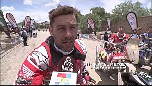 Dakar 2017 Day 4 Monster Energy Honda Team