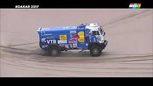 Dakar 2017 - Le résumé de la 4e étape - Camions/Quads