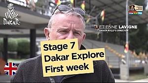 Dakar 2017: Stage 7 - Dakar Explore