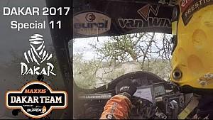 De laatste echte Dakar-etappe voor de gebroeders Coronel