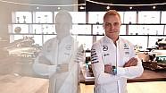 Primera entrevista de Valtteri Bottas como piloto de Mercedes
