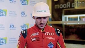 Formula E车手丹尼·阿伯特手机里有什么?