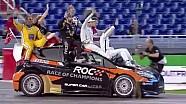 ROC: Святкування гонщиків