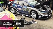 Rallye Monte-Carlo 2017: Etap Özetleri 14-15