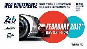مباشر: الإعلان عن موسم 2017 لسباقات التحمّل