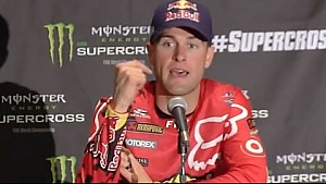 Dungey, Reed fire back at reporter - Phoenix 2017 Monster Energy Supercross
