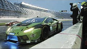 Lamborghini at the Daytona 24 Hours: relive the race