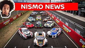 Bathurst Preview, NISMO Power & #teamnosleep: NISMO News EP13