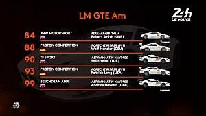 24 Heures du Mans 2017 - LM GTEAm class entry list