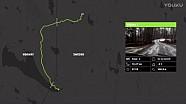 2017WRC-瑞典拉力赛-赛段介绍
