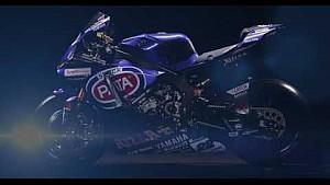 La présentation WSBK de Yamaha Racing