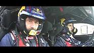 Dans les yeux du Team Peugeot Total