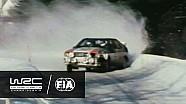 Rally de Suecia 2017: Momentos históricos