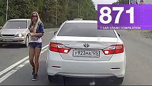 Car Crash Compilation 871 - February 2017