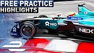 Free Practice 2 Highlights Buenos Aires 2017 - Formula E