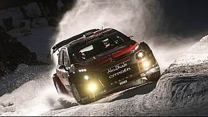 High Speed Rally Action from Sweden: Finals Recap| WRC Rally Sweden 2017