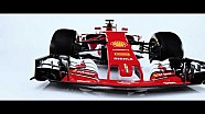 Making of: Ferrari SF70H