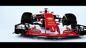 Ferrari SF70H - Создание машины