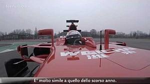 Ferrari SF70H: Kimi Raikkonen
