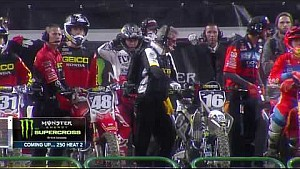 Full HD Race: Minneapolis SX Round 7 - Monster Energy Supercross 2017