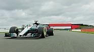 ¡Comienza la F1 en 2017...!