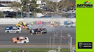 Earnhardt: 'At least we went out leading the race'