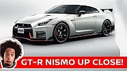 GT-R NISMO 2017 - Explained!