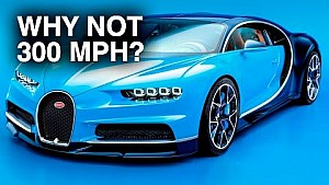 Why Has No Production Car Hit 300 MPH?