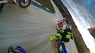 La finale de l'Americana sur le MotoRanch de Valentino Rossi