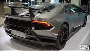 Lamborghini Huracan Performante - The ring record holder!