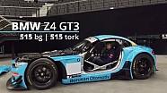 BMW Z4 GT3 Borusan Otomotiv Motorsport'a konuk olduk