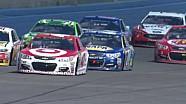 Le résumé de la course de NASCAR de Fontana